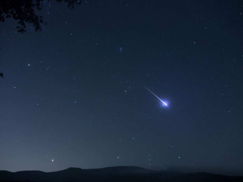 stelle cadenti, shooting star