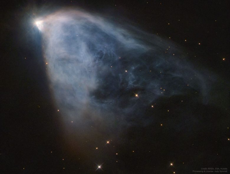 nebulosa variabile di hubble