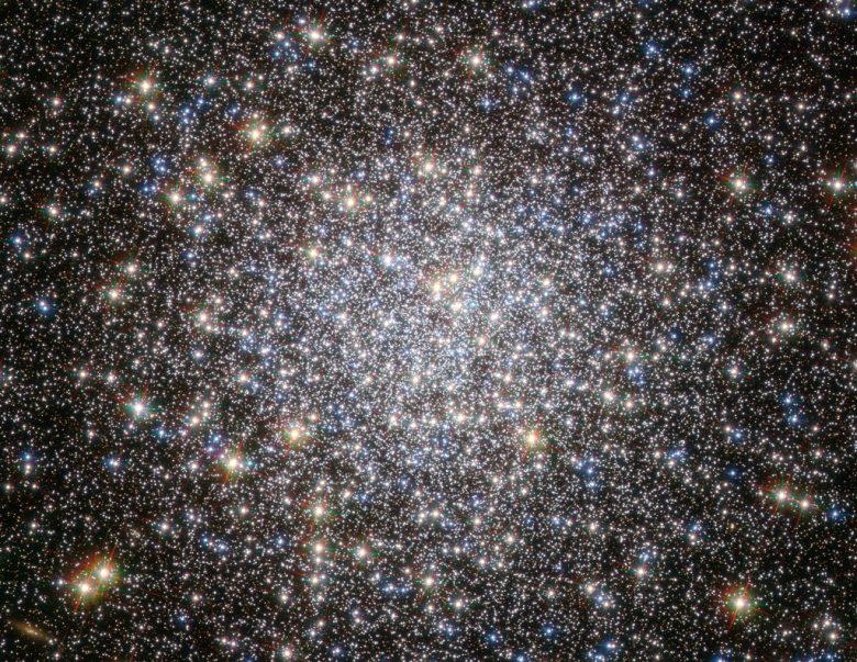 messier 5 star cluster