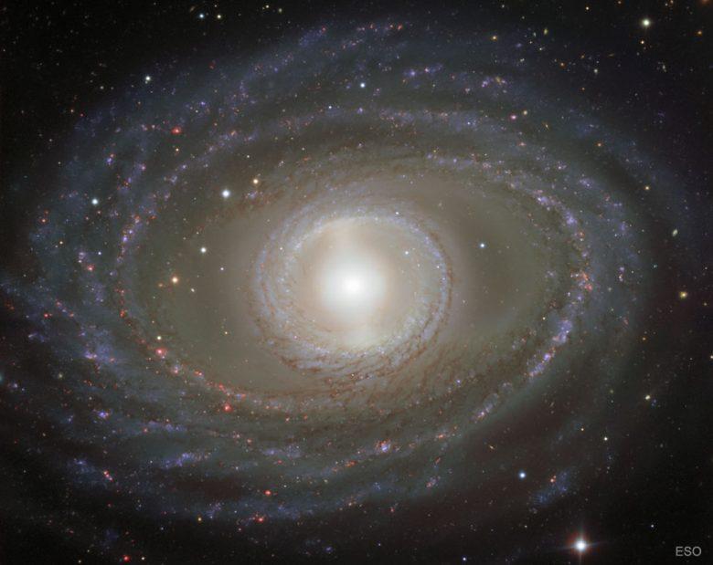 galassia con anello
