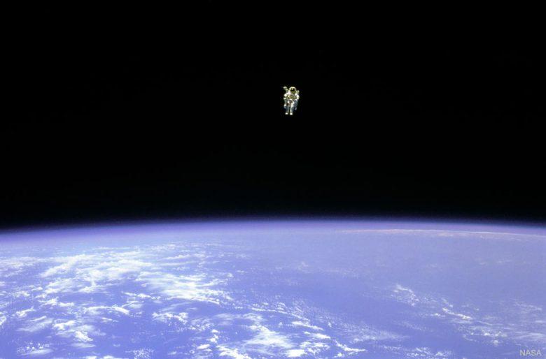 passeggiata spaziale, spacewalk